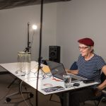 Margaret Dragu - VERB FRAU TV - Season 6: Desktop Performances at LIVE2017. Photo by Rennie Brown.