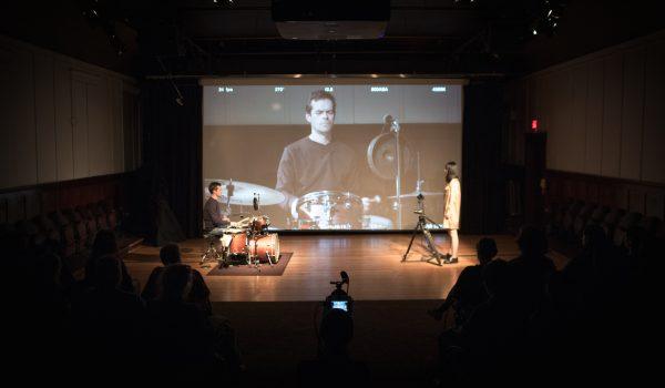 Maiko Jinushi performance. Photo by Bryce Hunnersen